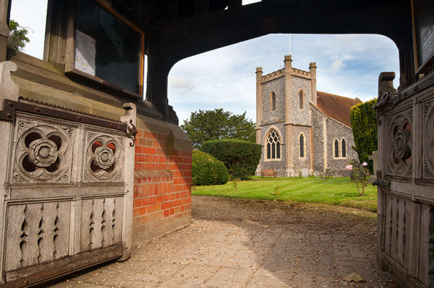 Image of The Parish Church of St Nicholas Remenham