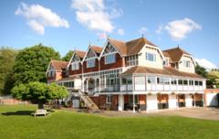 Photo of the Leander Club premises