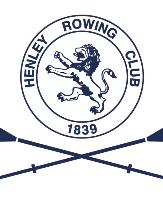 Henley Rowing Club badge