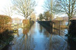 Floods in Remeham Lane