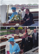 The Queen's Diamond Jubilee- visiting Remenham- 2012